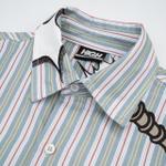 Striped Shirt High