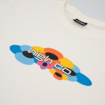 Camiseta High Tee Flow White