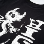 Camiseta High Tee Spike Black