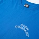 Camiseta High Tee Cosmic Blue