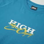Camiseta High Tee Runner Jade Green