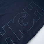 Camiseta High Work Tee Outline Logo Navy