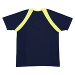 Dry Fit High Tee Lit Navy Lime