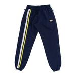 Julian Track Pants High Navy