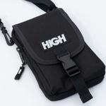 Wallet Bag Reflective High Logo Black