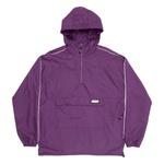 Water Resistant Anorak High Purple