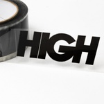 High Logo Tape