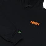 Hoodie High Strength Black