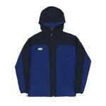 Rain Jacket High Blue Black