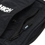 Flat Bag High Logo Black