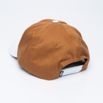 Polo Hat High Compagnia Brown White