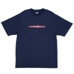 Camiseta High Tee Laser Navy