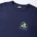 Camiseta High Tee Web Navy
