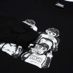 Longsleeve High Monkeys Black