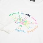 Longsleeve High Union White