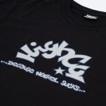 Camiseta High Tee Star Black