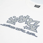 Camiseta High Tee Star White