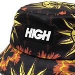 Bucket hat High So Good Black