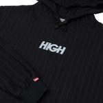 Boss Hoodie High Logo Black