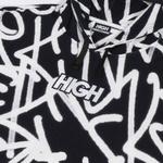 Hoodie High Sliks Black