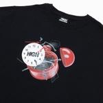 Camiseta High Tee Clock Black
