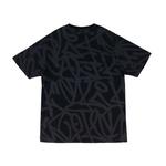 Camiseta High Tee Jacquard Sliks Black