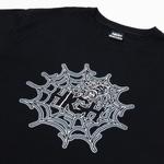 Camiseta High Tee Spider Black