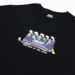 Camiseta High Tee Tour Black