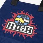 Tote Bag High Mondo Navy