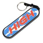 Pool High Keychain