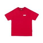 Camiseta High Tee Disaster Red