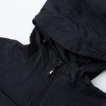 Rain Jacket High Black