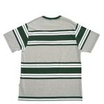 Camiseta High Tee Kidz OG Heather Grey Green