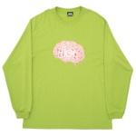 Longsleeve High Brain Lime
