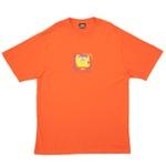Camiseta High Tee Apple Orange