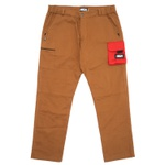 Color Block High Cargo Brown/Red