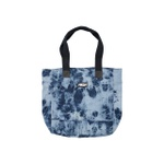 Bleached Jeans Tote Bag High