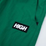 Colored Shorts High Green
