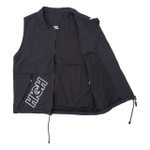 Explorer Vest High Black