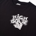 Camiseta High Tee Slingshot Black
