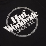 Camiseta HUF Issues Logo Black