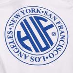Camiseta HUF Regional White