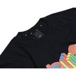 Camiseta ÖUS Blocos Preto