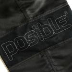 Calça Posible Tactel Tela Black