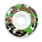 Moska Wheels 53D Calibre 60MM