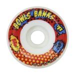 Moska Wheels Bowls Banks 58mm