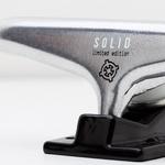 Truck Intruder Solid Black Silver Mid 149mm