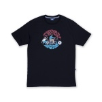 Camiseta Tupode Hel Belmets Preto