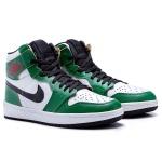Nike Air Jordan 1 Retro Lucky green