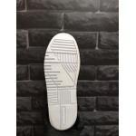 Emporio Armani Sneakers GA Branco Verde
